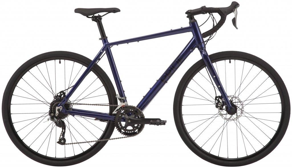 """Велосипед 28"""" Pride RoCX 8.1 (2020) blue/black"""