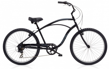 "Велосипед 26"" ELECTRA Cruiser 7D Men's Black"