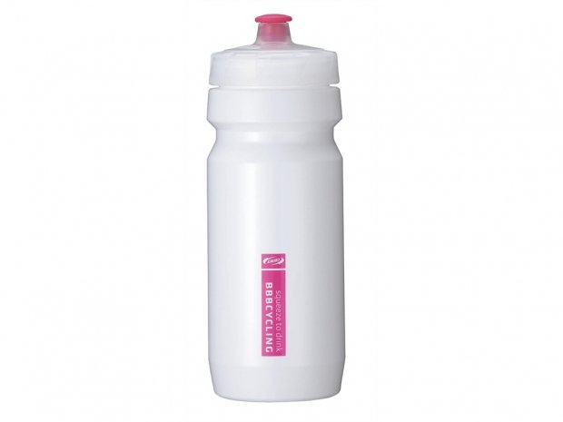 "Фляга BWB-01 ""CompTank"" 550ml white/pink"