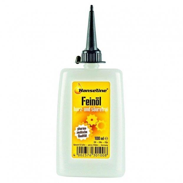 Смазка Hanseline Feinoil (высокоочищенная), 100мл