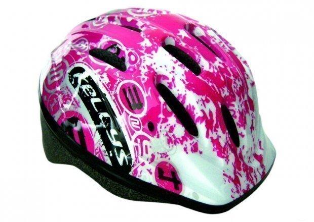 Шлем детский MARK розовый, размер S/M