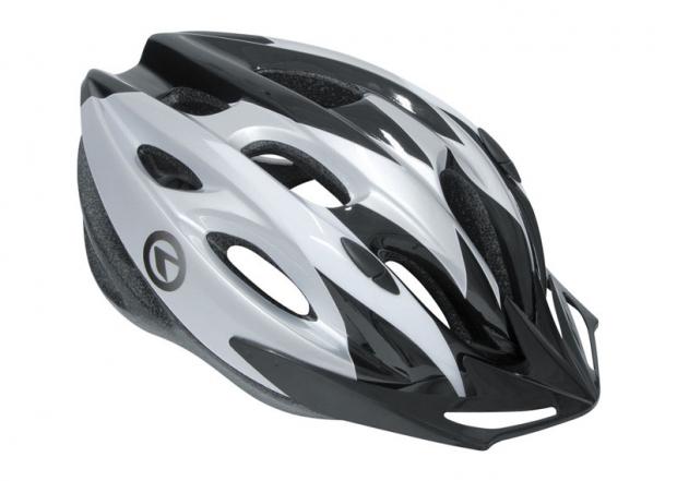 Шлем BLAZE черный-серый, размер S/M