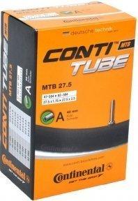 "Камера Continental MTB 27.5""B+, 57-584 - 70-584, AV40mm"