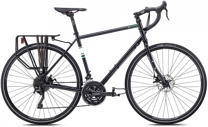 "Велосипед 28"" Fuji TOURING DISC (2020) anthracite"