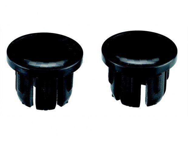 Заглушки BHT-92S 2 шт, карбон