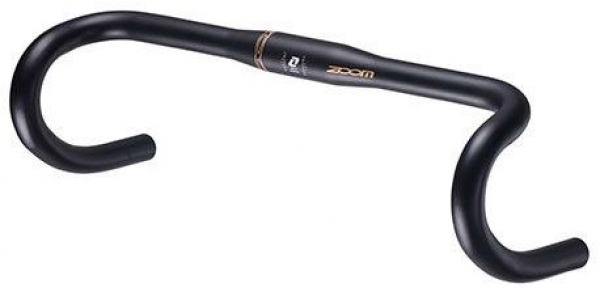 Руль ZOOM DR-AL-210BT FOV/EN-R 400x31.8мм алюмин. black