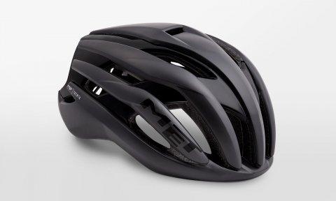 Шлем MET Trenta black matt glossy