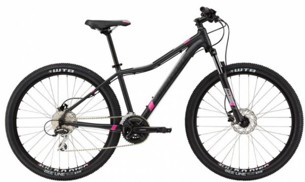 "Велосипед Cannondale Tango 6  27.5"" Feminine 2015 серый"