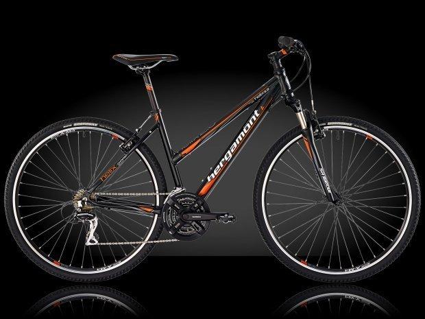 Велосипед Bergamont Helix 2.0 Lady 2015