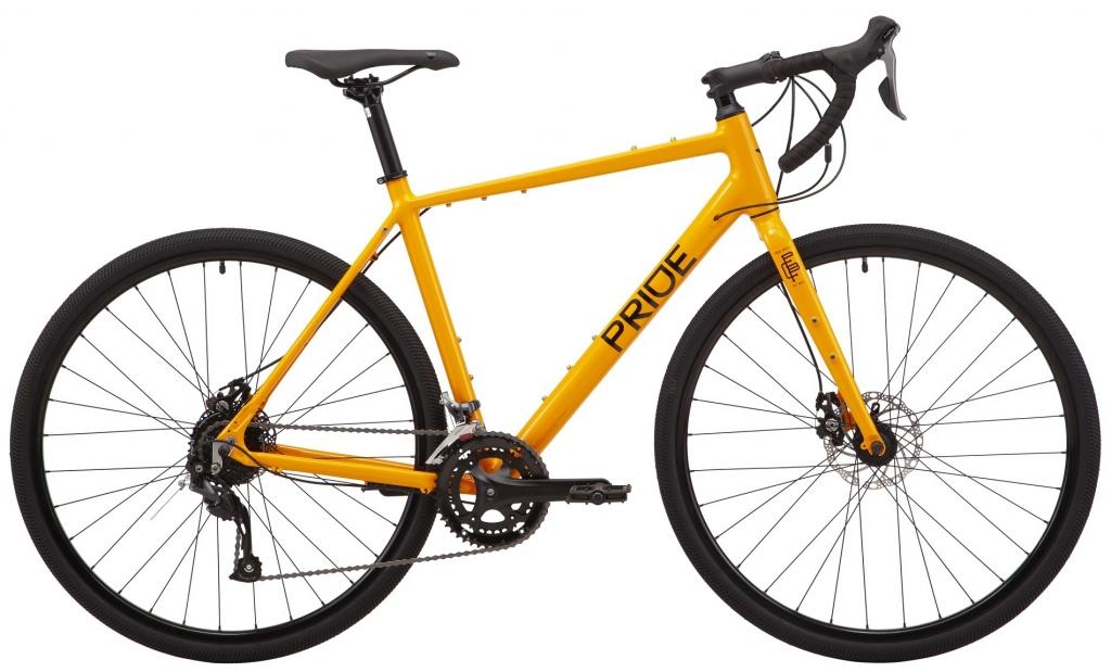 """Велосипед 28"""" Pride ROCX 8.1 (2021) оранжевый"""
