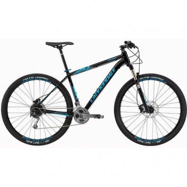 "Велосипед Cannondale Trail 3 29"" 2015 black"