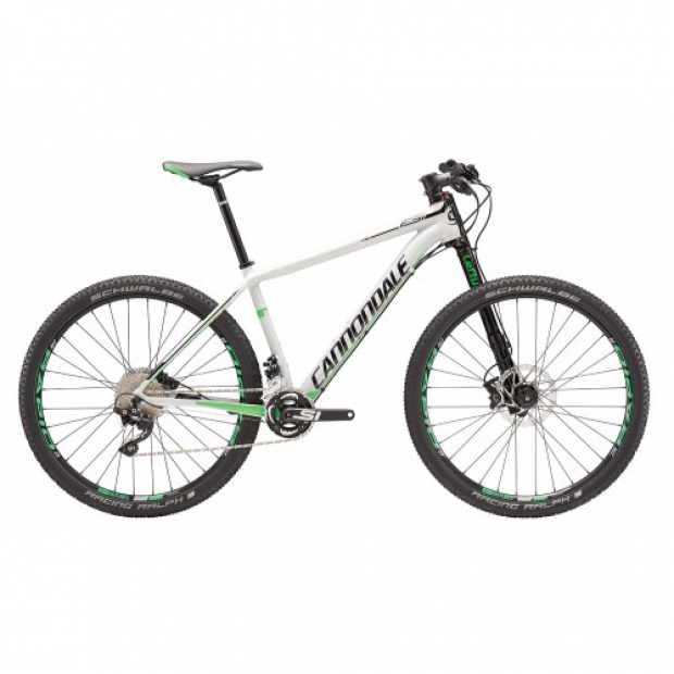 Велосипед Cannondale F-Si 1 27.5 2016 white