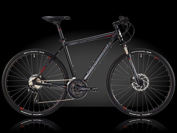 Велосипед Bergamont Helix 8.0 Gent 2015