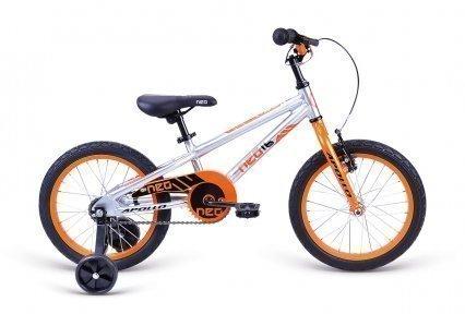 """Велосипед Apollo Neo 16"""" boys оранжевый/черный"""