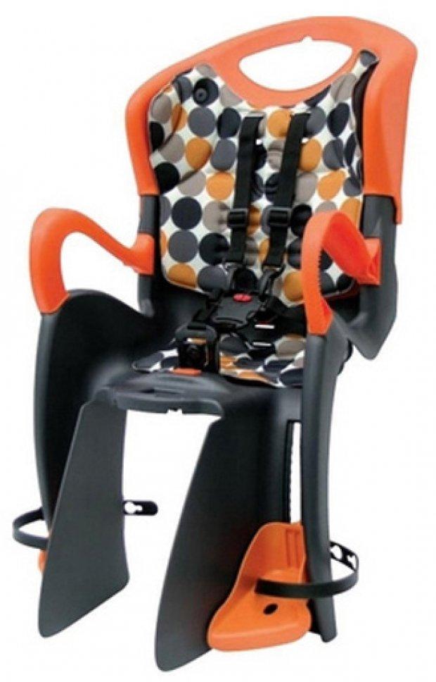 Кресло BELLELLI Tiger relax  детское до 22кг (оранж)