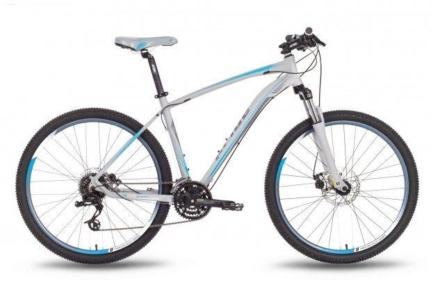 Велосипед PRIDE XC-650 MD 2016 серо-синий