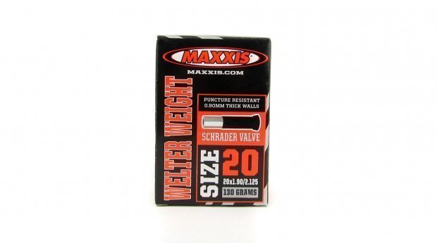 Камера Maxxis Welter Weight (IB29513000) 20x1.90/2.125 AV