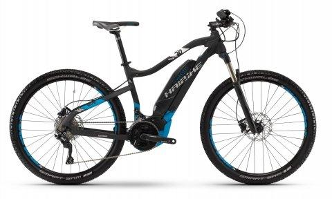 Велосипед Haibike SDURO HardSeven 5.0 500Wh черный 2018