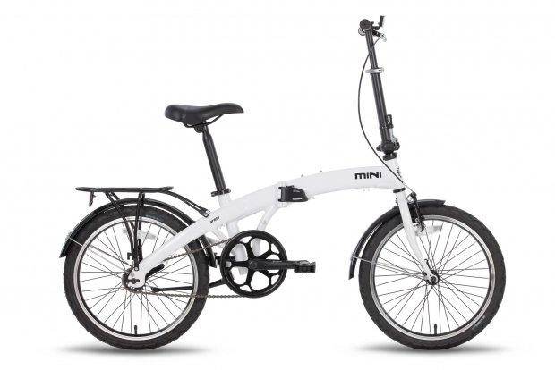 Велосипед PRIDE MINI 1 2016 белый глянцевый