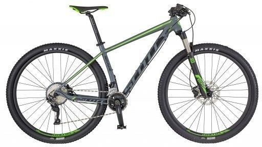 """Велосипед 29"""" Scott Scale 960 2018 черный"""