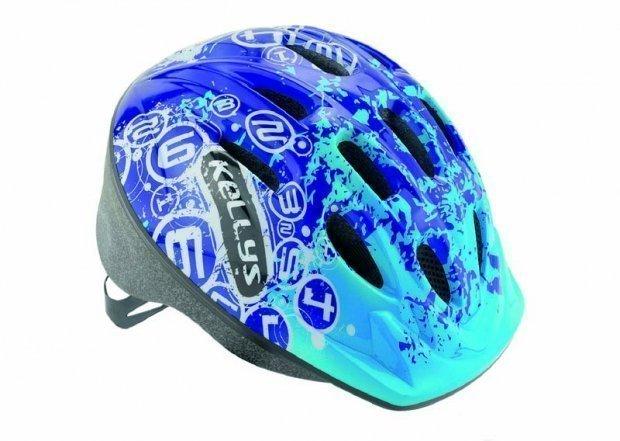 Шлем детский MARK синий, размер XS/S