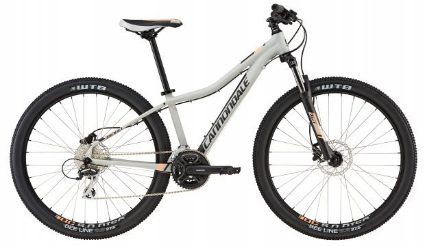 Велосипед Cannondale TRAIL TANGO 6 27.5 2016 grey