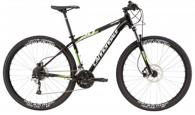 Велосипед Cannondale TRAIL 5 29 2016 black