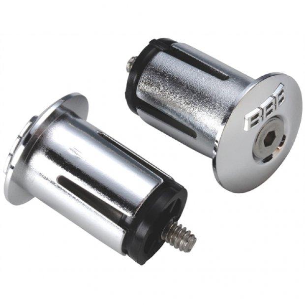 Заглушки BHT-96 ScrewOn 2 шт, хром
