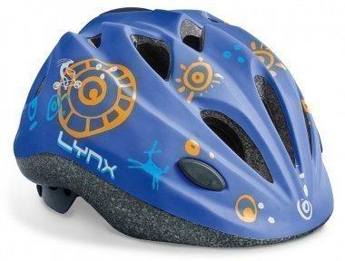 Шлем Lynx Kids Blue