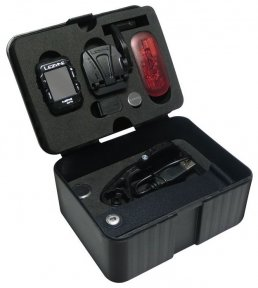 Велокомпьютер Lezyne Mini GPS + датчик пульса, скорости и каденса