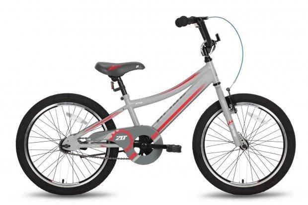 Велосипед PRIDE JACK 2016 серый матовый