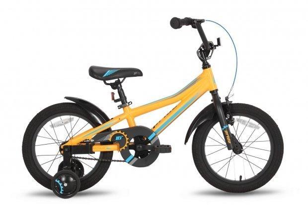Велосипед PRIDE ARTHUR 2016 оранжевый матовый