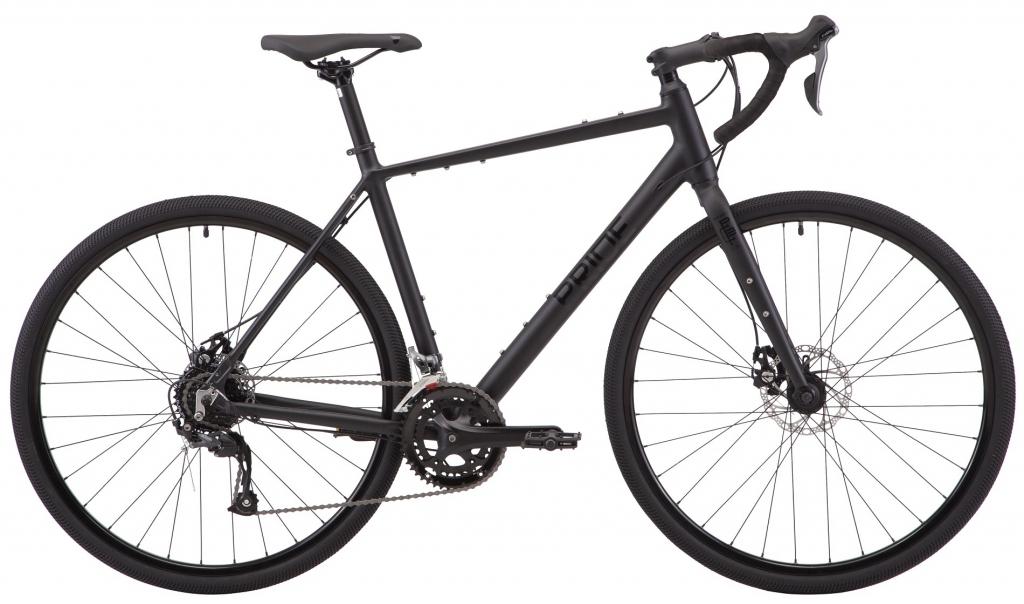 """Велосипед 28"""" Pride ROCX 8.1 (2021) черный"""