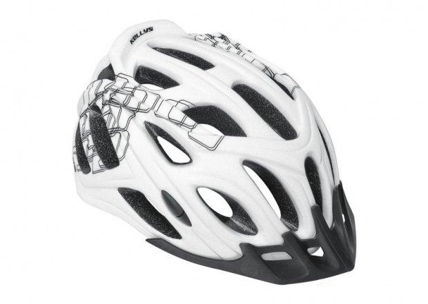Шлем DARE белый, размер S/M