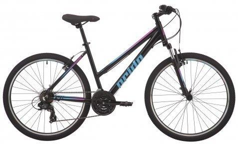 """Велосипед 26"""" Pride Stella 6.1 черный/розовый/бирюзовый 2018"""
