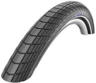 Покрышка 28x2.00 (50-622) Schwalbe BIG APPLE KevlarGuard B/B+RT HS430 SBC 50EPI