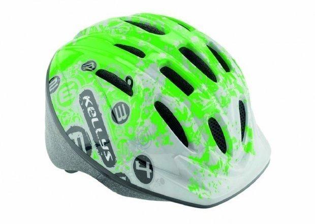 Шлем детский MARK зеленый, размер S/M