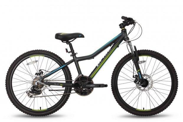 Велосипед PRIDE PILOT 2016 черно-синий матовый