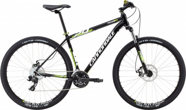 "Велосипед Cannondale Trail 7 27,5"" 2015 black"