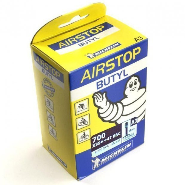 """Камера Michelin A3 AIRSTOP, 28"""" (35/47X622/635) ST"""