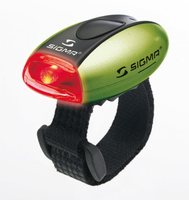 Габаритный свет Sigma MICRO GREEN/LED-Red
