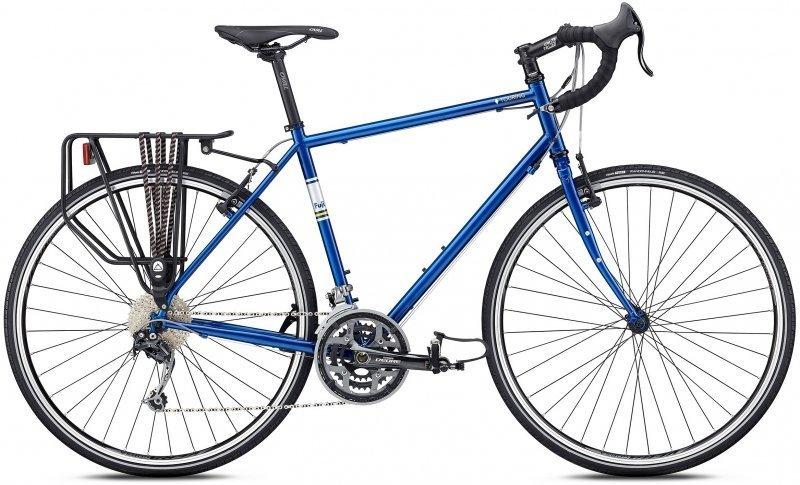 "Велосипед 28"" Fuji TOURING (2020) dark blue"