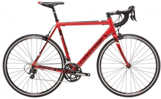 Велосипед Cannondale CAAD8 105 2016