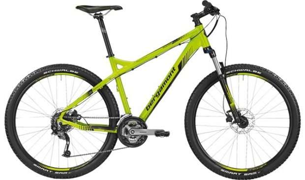 """Велосипед Bergamont 2016 27,5"""" Roxtar 4.0 C1"""
