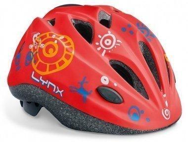 Шлем Lynx Kids Red