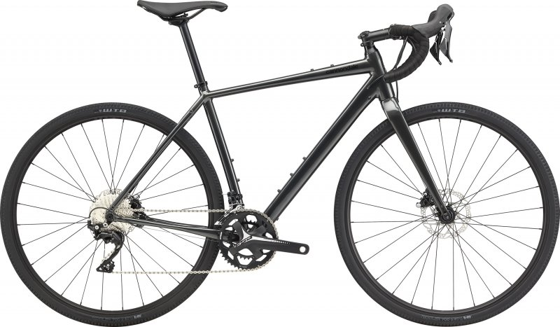 "Велосипед 28"" Cannondale TOPSTONE 105 (2020) graphite"