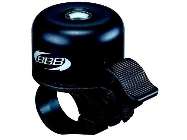 Велосипедный звонок BBB-11 Loud & Clear черный