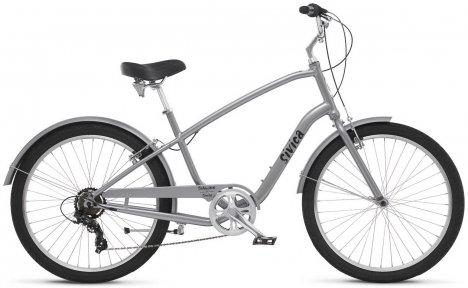 """Велосипед 26"""" Schwinn SIVICA 7 2019 серый"""