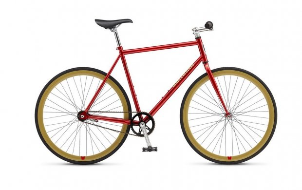 "Велосипед Schwinn Racer 28"" 2015 red/gold"