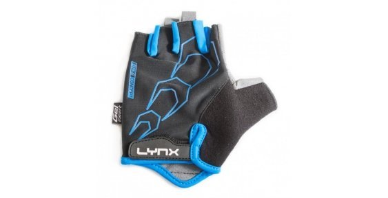 Перчатки Lynx Race Black-Blue